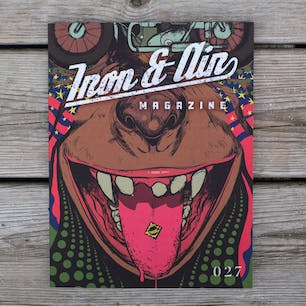 Iron & Air Magazine Issue #27