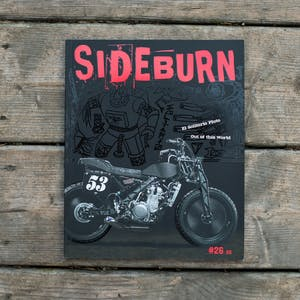 Sideburn Magazine Issue #26