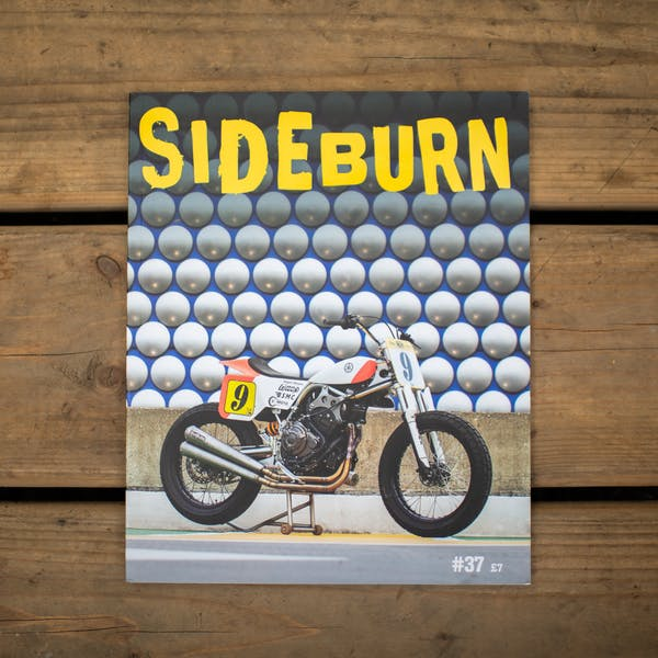 Sideburn Magazine Issue #37