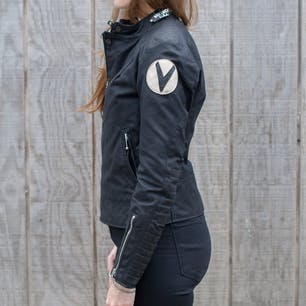 Vanson Womens Mota Jacket Side
