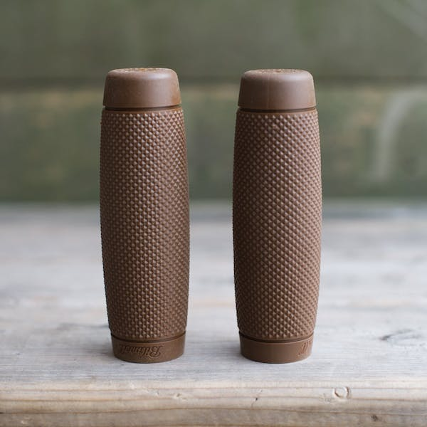 Biltwell Recoil Grips- Chocolate