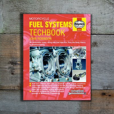 Haynes Motorcycle Fuel Systems Techbook