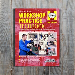 Haynes Motorcycle Workshop Practice Techbook