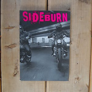 Sideburn Magazine Issue #8