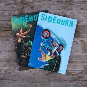Sideburn Magazine Issue #15