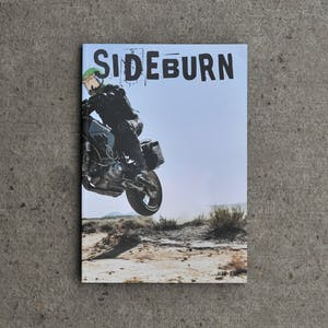 Sideburn Magazine Issue #16