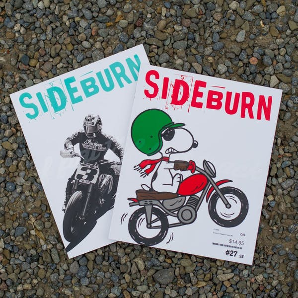 Sideburn Magazine Issue #27