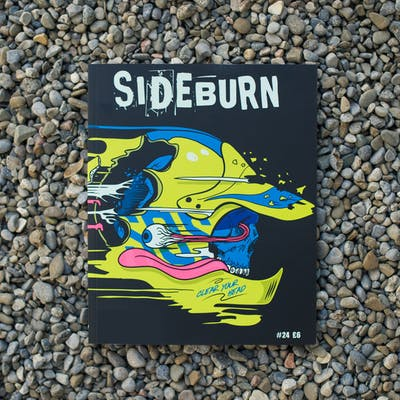 Sideburn Magazine Issue #24