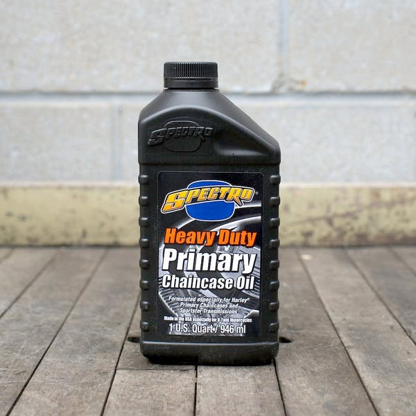 Spectro Heavy Duty 85W Primary Chaincase Oil