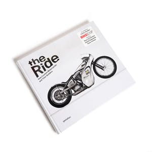 The Ride Book - Custom Motorcycles and Their Builders