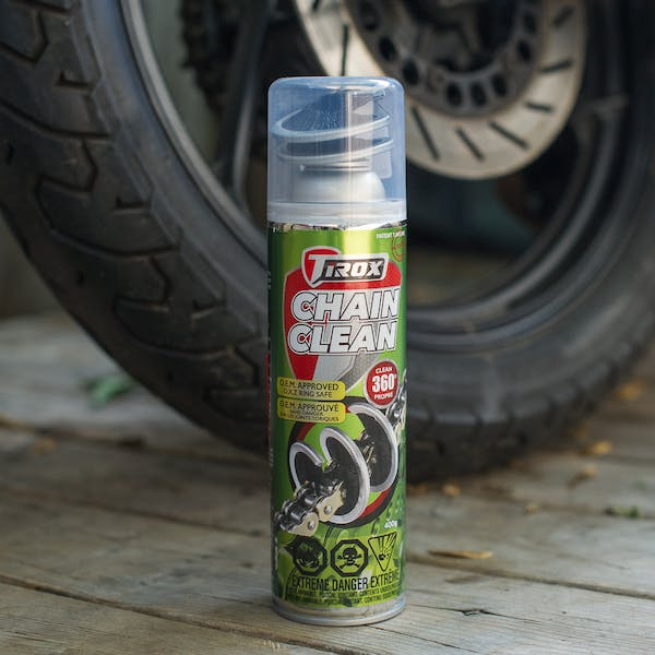 Tirox Chain Cleaner