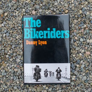 Danny Lyon: The Bike Riders Book