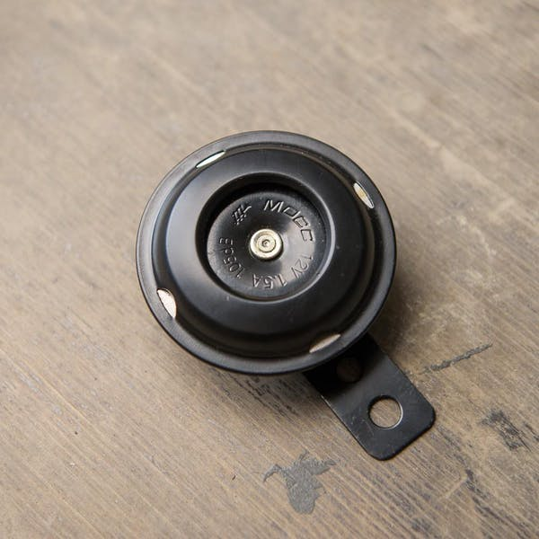Oxford 12v Horn - Black