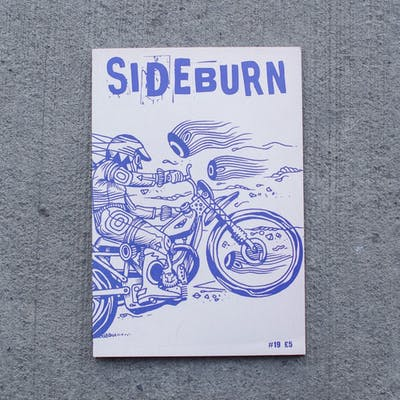 Sideburn Magazine Issue #19